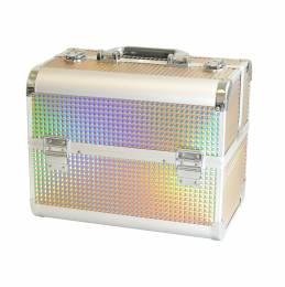 NANI kosmetický kufřík NN62 - Pink Aurora