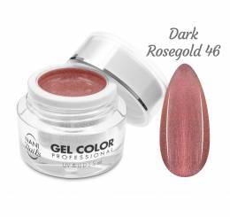 NANI UV/LED gel Professional 5 ml - Dark Rosegold