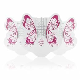 NANI šablony na nehty Butterfly, 100 ks