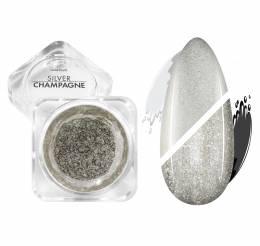 NANI lešticí pigment Silver Champagne