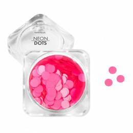 NANI zdobení Neon Dots - 3