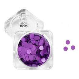 NANI zdobení Neon Dots - 1