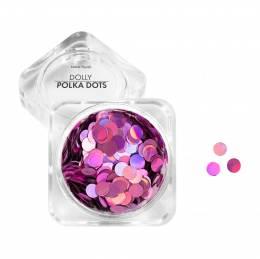 NANI zdobení Dolly Polka Dots - 8