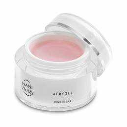 NANI UV akrygel 15 ml - Pink Clear