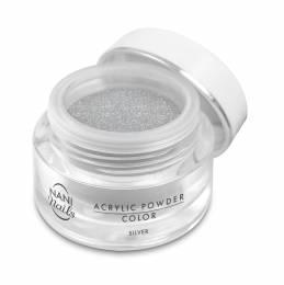 NANI akrylový pudr 3,5 g - Silver