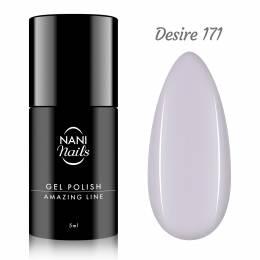 NANI gel lak Amazing Line 5 ml - Desire