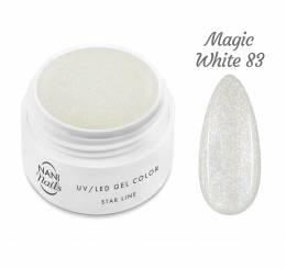 NANI UV gel Star Line 5 ml - Magic White