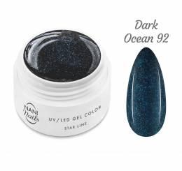 NANI UV gel Star Line 5 ml - Dark Ocean