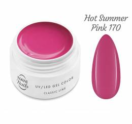 NANI UV gel Classic Line 5 ml - Hot Summer Pink