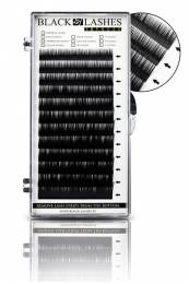 Permanentní řasy MIX, typ D - 0,15 x 8-16 mm