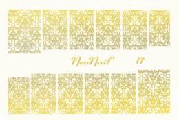 NeoNail vodolepky, vodové obtisky - 4955-13