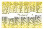 NeoNail vodolepky, vodové obtisky - 4955-16
