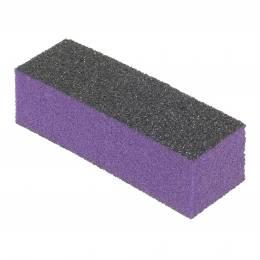 Bloc NANI pentru unghii, trei laturi, 60/60/100 - Violet