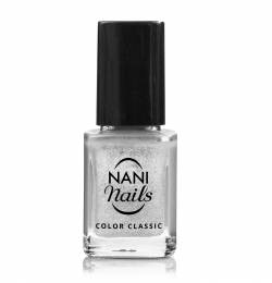 Lac NANI Summer Line 12 ml - Silver Glitter White