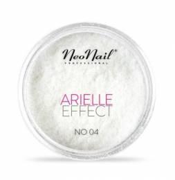 Pulbere glitter NeoNail Arielle Effect - Green