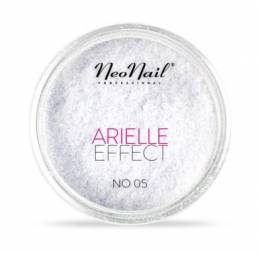 Pulbere glitter NeoNail Arielle Effect - Blue lagoon