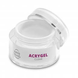 Gel acrilic NANI UV 50 ml - Clear