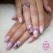 Gel UV NANI Classic Line 5 ml - Light Pink