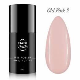 Oja semipermanenta NANI Amazing Line 5 ml - Old Pink