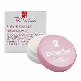 Pudră de rezervă P.Shine roz 5g