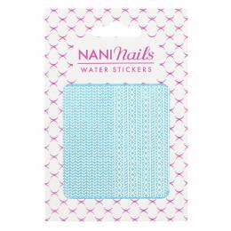 Stickere cu apă 3D NANI - 6