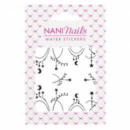 Stickere cu apă 3D NANI - 9