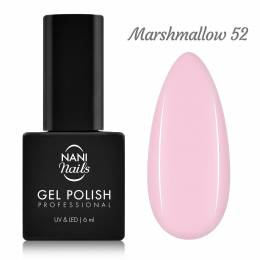 Ojă semipermanentă NANI 6 ml - Marshmallow