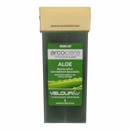 Ceară pentru epilare Arcocere Roll On 100 ml - Aloe Vera