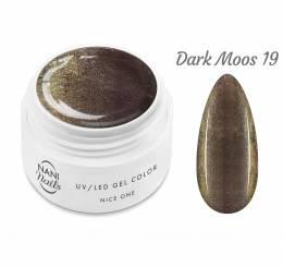 Gel UV NANI Nice One Color 5 ml - Dark Moos