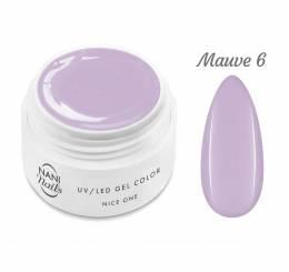 Gel UV NANI Nice One Color 5 ml - Mauve
