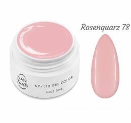 Gel UV NANI Nice One Color 5 ml - Rosenquarz