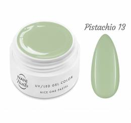 Gel UV NANI Nice One Pastel 5 ml - Pistachio
