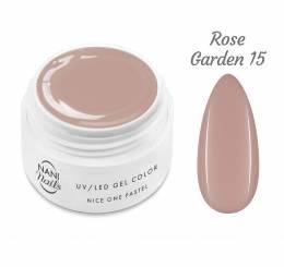Gel UV NANI Nice One Pastel 5 ml - Rose Garden