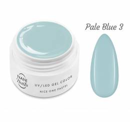 Gel UV NANI Nice One Pastel 5 ml - Pale Blue