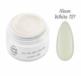 Gel UV NANI Classic Line 5 ml - Neon White