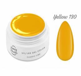 Gel UV NANI Classic Neon Line 5 ml - Yellow