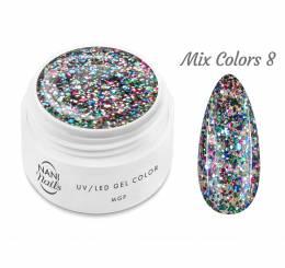 Gel UV NANI MGP Line 5 ml - Mix Colors