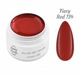 Gel UV NANI Classic line 5 ml - Fiery Red