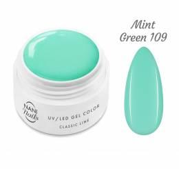 Gel UV NANI Classic Line 5 ml - Mint Green