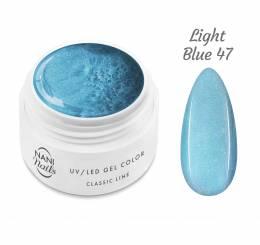Gel UV NANI Classic Line 5 ml - Light Blue