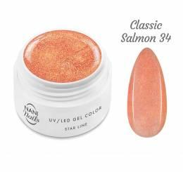 Gel UV NANI Star Line 5 ml - Classic Salmon