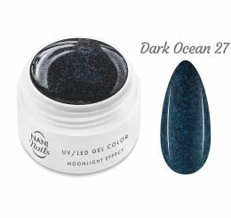 Gel UV NANI Moonlight Effect 5 ml - Dark Ocean
