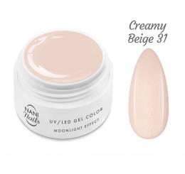 Gel UV NANI Moonlight Effect 5 ml - Creamy Beige