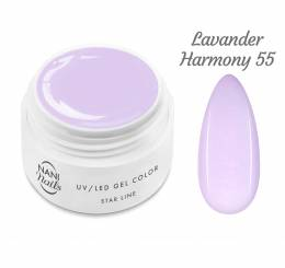 Gel UV NANI Star Line 5 ml - Lavander Harmony