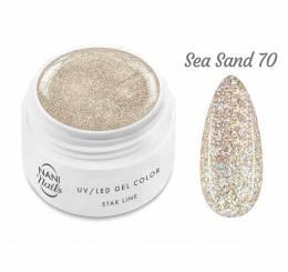 Gel UV NANI Star Line 5 ml - Sea Sand