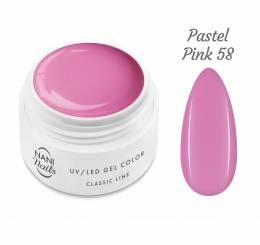 Gel UV NANI Classic Line 5 ml - Pastel Pink