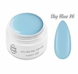 Gel UV NANI Classic Line 5 ml - Sky Blue