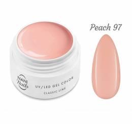 Gel UV NANI Classic Line 5 ml - Peach