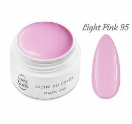 Gel UV NANI Classic Line 5 ml - Light Pink