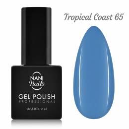 Ojă semipermanentă NANI 6 ml - Tropical Coast